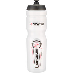 Zefal Magnum Drinking Bottle 1000ml transparent